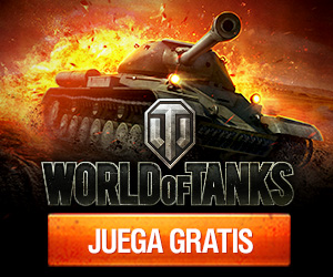 Obten objetos exclusivos de World of Tanks