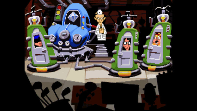 The Day of the Tentacle