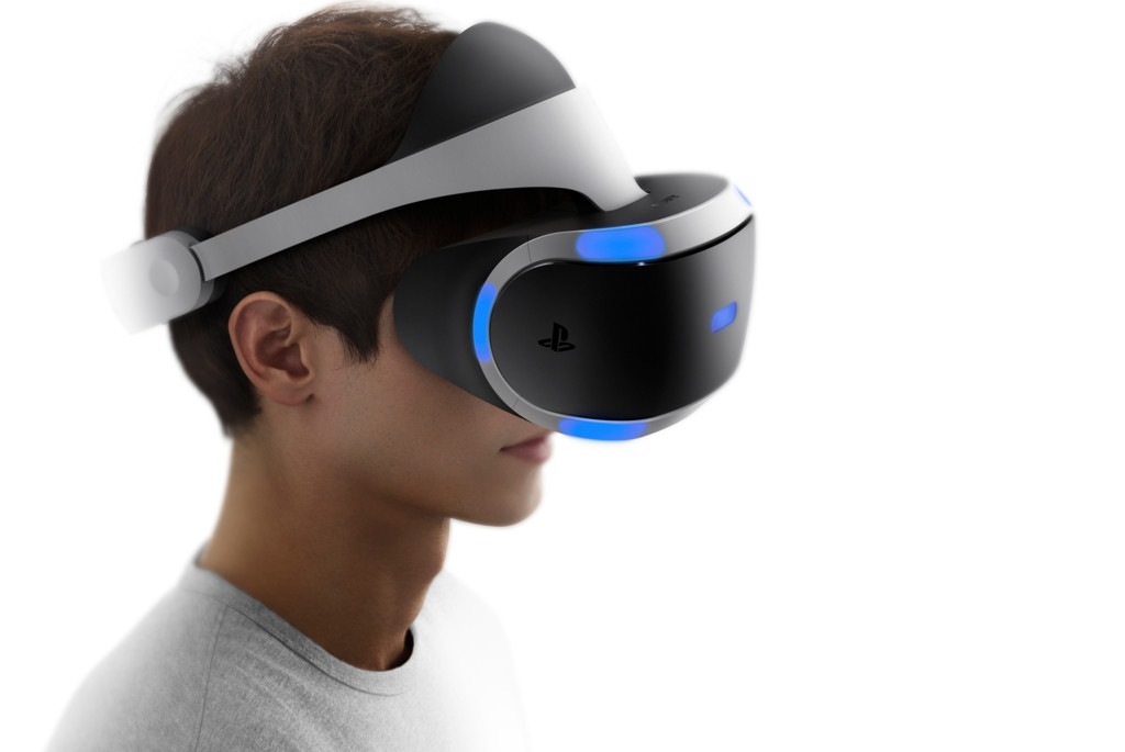 Sony Playstation Vr Morpheus 2